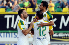 As it happened: AEK Larnaca v Dundalk, Europa League second qualifying round