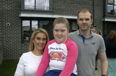Families move in to cooperative housing scheme in Dublin