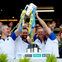 Tipperary's All-Ireland winning management team step down after three seasons in charge