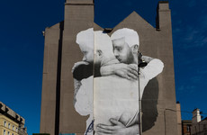 Remember this 2015 #YesEquality mural? Here are 7 more of Joe Caslin's creations