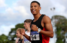 British-born sprinter Leon Reid cleared to represent Ireland at European Champs