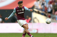 Spurs are 'nowhere near' Jack Grealish's Villa price tag, says Steve Bruce