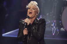 "Pink's calling out paps who accused her of flaking on gigs to ""chill"" on the beach"