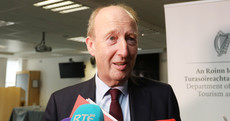 Shane Ross: 'I'm sorry some people will lose part of their front gardens, but it's in the national interest'