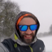 'I think I can run a marathon... but can I run it in -30°C?' Tackling the coolest race on earth
