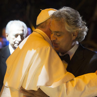 Andrea Bocelli confirmed to perform for Pope at Croke Park