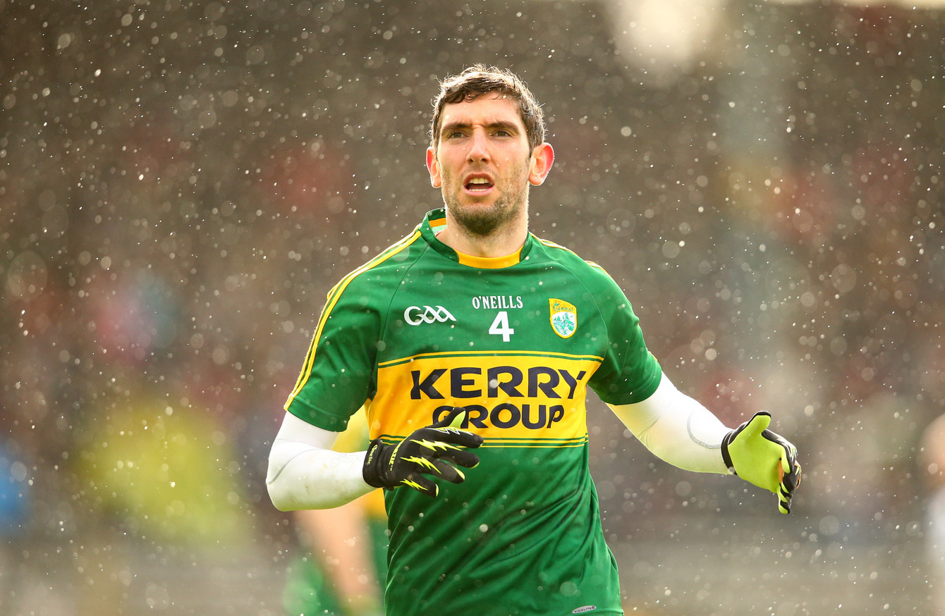 Kerry name three changes while Kildare make one adjustment for final