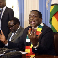 Mnangagwa calls for Zimbabwe to unify as opposition cries foul