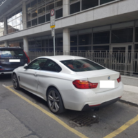 Motorist fined after parking in disabled bay using out-of-date permit belonging to relative