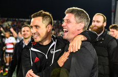 Delight for Ronan O'Gara as Crusaders retain Super Rugby crown