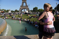 Three dead as near-record temperatures heat up Europe
