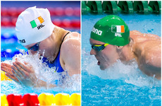 Busy evening ahead as Ireland's McSharry and Hyland progress at European Champs