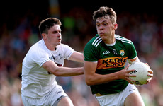 Kerry dumped out of the Super 8s despite 12-point win over 12-man Kildare