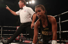 Olympic re-run up in smoke as Natasha Jonas suffers shock stoppage defeat to former Katie Taylor foe