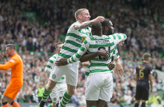 Celtic begin eight in-a-row bid in style as they clock comfortable opening day win