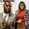 Melania backs NBA star LeBron James hours after after Trump tweets insult