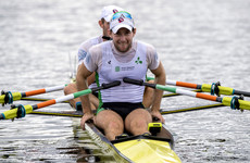 O'Donovan brothers win silver at European Rowing Championships in Glasgow
