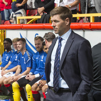 Steven Gerrard's Rangers denied opening day win as Aberdeen snatch 90th minute equaliser