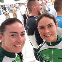 Ireland's Dunlevy and McCrystal seal outstanding double-double at Para-cycling Worlds