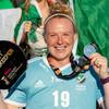 Ireland's Ayeisha McFerran named goalkeeper of the World Cup