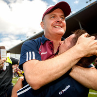 Micheal Donoghue: 'A lot of big players stood up and saw us home'