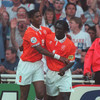 Dutch legends Seedorf and Kluivert take charge of Cameroon national team