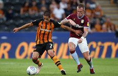 Hourihane and Whelan feature as Villa punish Hull to bag first Championship win of the season
