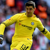 Real Madrid target Courtois fuels exit rumours as goalkeeper fails to report for Chelsea training