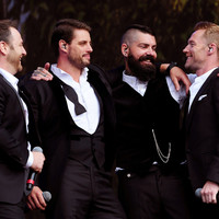 Two members of Boyzone 'ruined' a woman's wedding day ...it's The Dredge