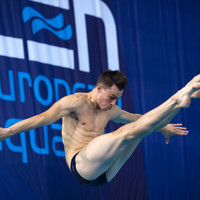 Ireland's Oliver Dingley takes fifth place in European Championship