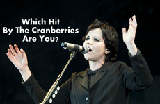 Which Hit By The Cranberries Are You?
