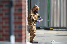 Britain asks world's chemical warfare watchdog to extend Novichok probe