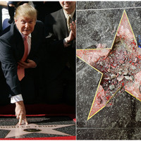 Council wants to remove Trump's star from Walk of Fame