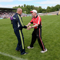 Malachy O'Rourke: 'One thing I do know is that people say Tyrone are Monaghan's bogey team'