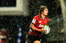 Super Rugby's team of the season features just one player from champions Crusaders