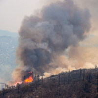 11 dead as California is scorched by raging wildfires the size of LA