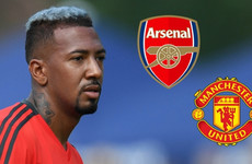 €50 million-rated Boateng urged to snub Man United and Arsenal interest