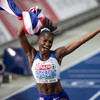 Awesome Asher-Smith and Hughes deliver 100m double for Team GB