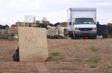 Body of boy found at New Mexico camp where 11 starving children were discovered