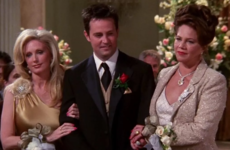 Matthew Perry's on-screen father in Friends called the cast 'cliquey'... it's The Dredge