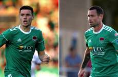 Injury concerns for key Cork City duo ahead of tomorrow's visit of Rosenborg