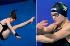 Watson dives into European Championships final while McSharry advances to 50m breastroke semis