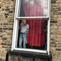 'It shows how angry people are': Occupation of inner-city terraced house enters second day
