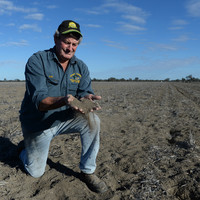 It's winter in Australia but some parts are experiencing the worst drought in 400 years