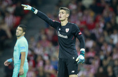 Exit paved for Courtois as Bilbao confirm €80 million buy-out clause met for Chelsea target