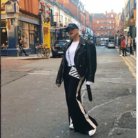 Christina Aguilera has been spotted in Dublin and people are in speculation overdrive wondering why