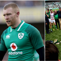 'It was nice of him to call in and support the lads' - John Kiely on Earls' 'informal chat' with Limerick hurlers