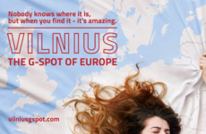 Lithuania's capital is billing itself as 'The G-Spot of Europe' and Catholics are not one bit happy