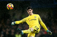 Real Madrid agree deal to sign Courtois from Chelsea and send midfielder on loan in opposite direction