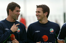 Giggs, Keane, Saha and Petrov among big names in squad for Liam Miller tribute match